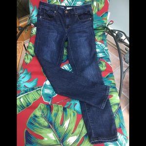 DKNY Bleecker Boyfriend Jeans Size 2.